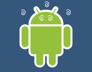 Android étourdi