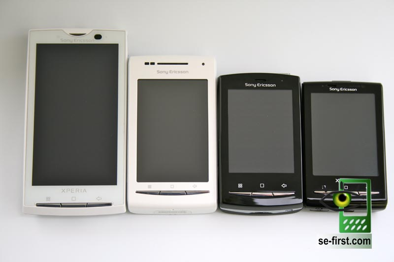 sony ericsson xperia x8 plus d 39 informations frandroid. Black Bedroom Furniture Sets. Home Design Ideas