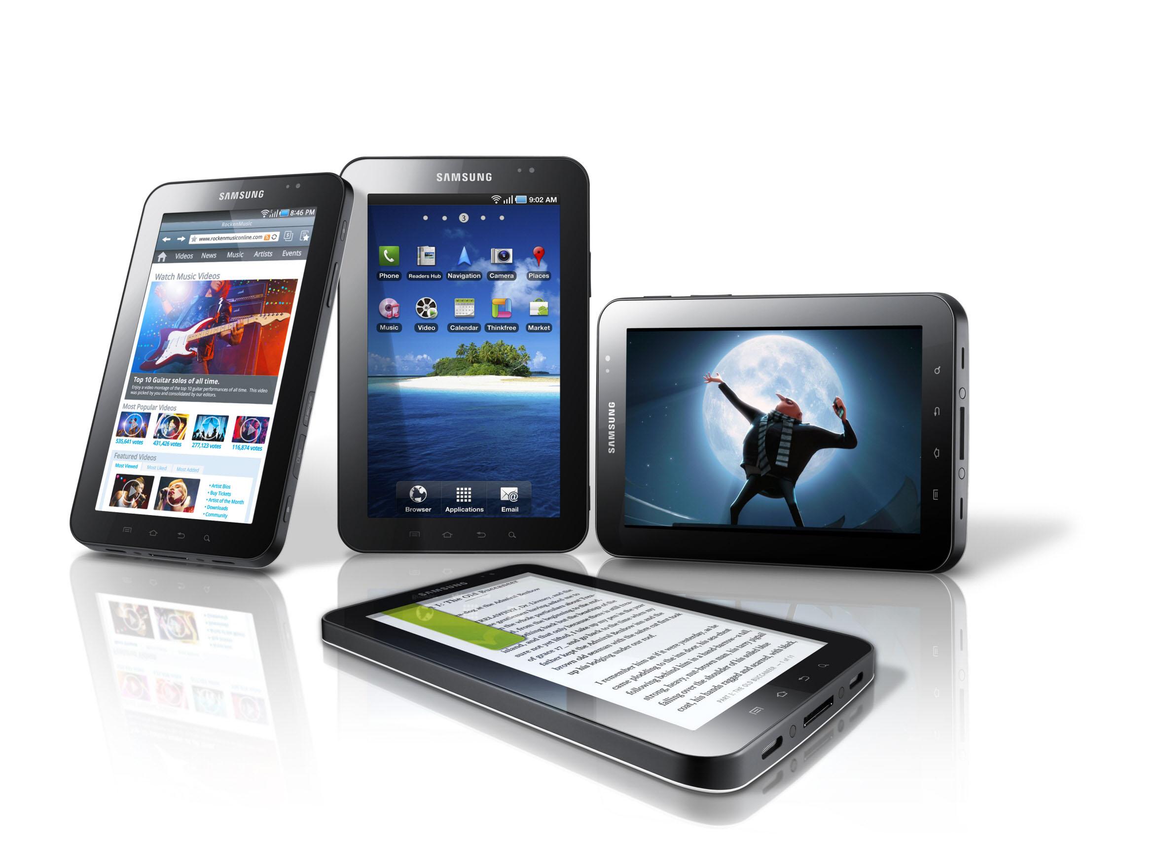 Tablettes samsung for Tablette samsung