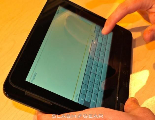 open peak une tablette 7 pouces sous moorestown en mars. Black Bedroom Furniture Sets. Home Design Ideas