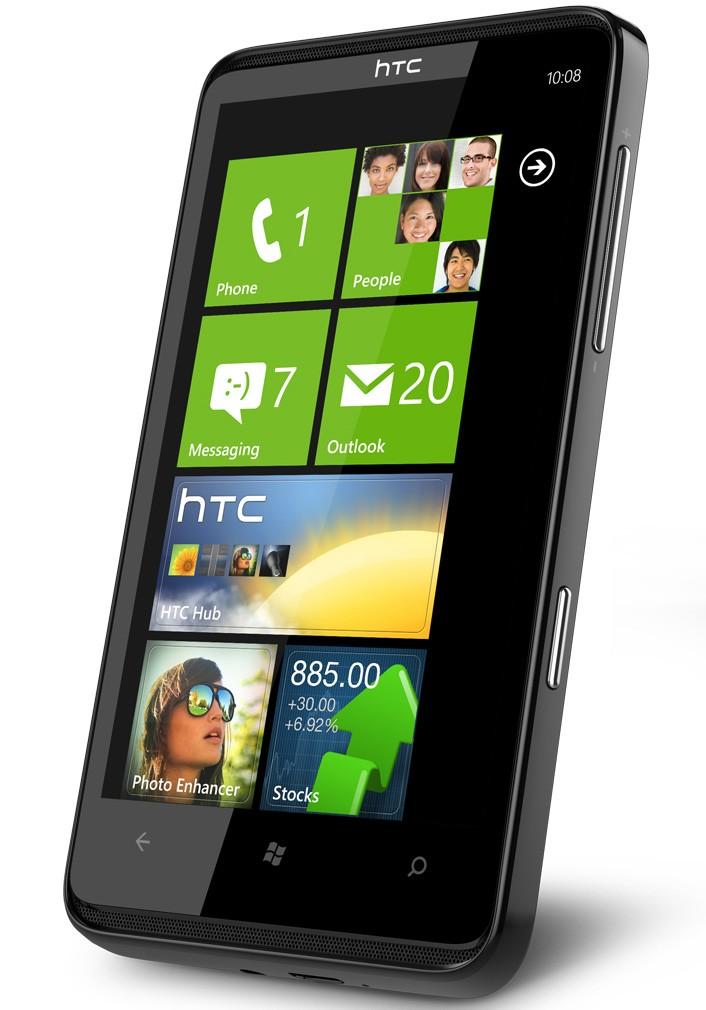 ZUNE HD7 HTC TÉLÉCHARGER POUR