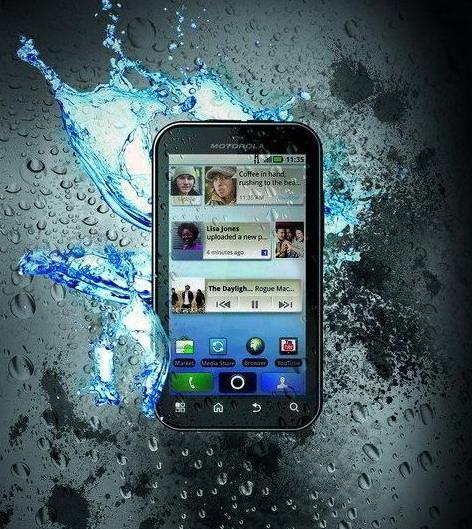 Le Motorola Defy est IP67, qu?est ce que cela veut dire ?