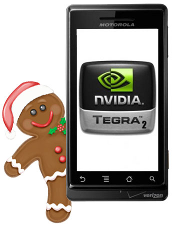 [RUMEUR] Le premier smartphone sous Tegra 2 : Gingerbread chez Motorola Motodroid-tegra2-gingerbread
