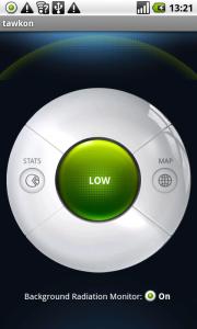 Une application pour mesurer le niveau de rayonnement - Application pour mesurer une piece ...