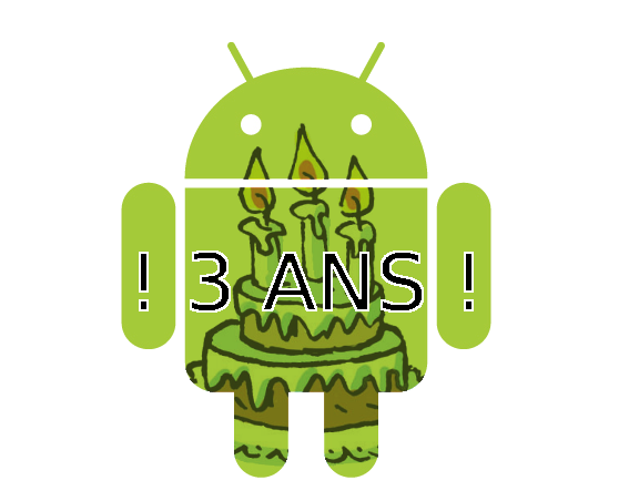 3ans android