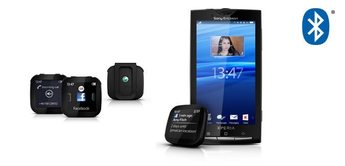 Des informations sur le SDK du Sony Ericsson LiveView ...