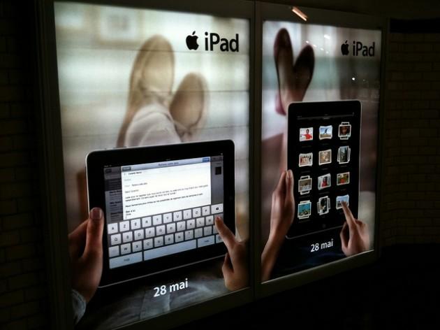 Publicité Apple