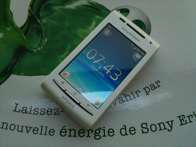Sony-Ericsson Xperia Télécharger pour Android X8 gratuits jeux