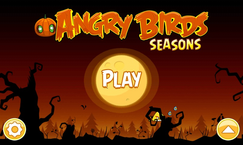 Angry birds seasons disponible sur l 39 android market - Angry birds noel ...