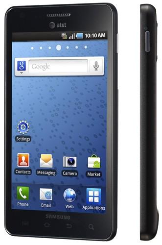 samsung infuse 4g un smartphone avec un cran super amoled plus de 4 5 pouces sous android. Black Bedroom Furniture Sets. Home Design Ideas