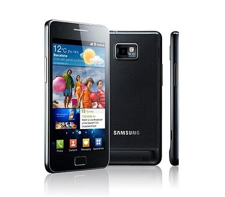 Test du Samsung Galaxy S II (S2 GT-I9100)