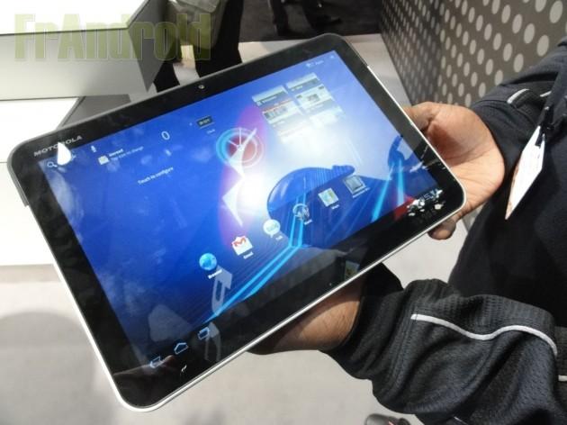 Le retour des tablettes Motorola ?