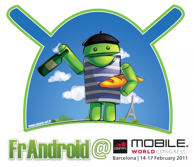 MWC 2011 : FrAndroid met les gros moyens !