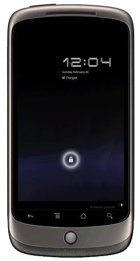 Honeycomb porté sur le Google Nexus One