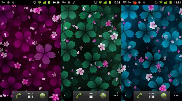Quatre fonds d'écran animés à tester - FrAndroid - Android