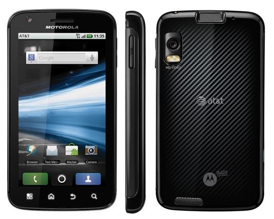 Motorola Atrix - I prezzi di Orange [Caratteristiche tecniche]