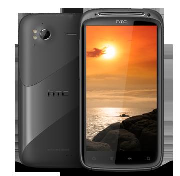 Tableau comparatif entre les HTC Sensation, Samsung Galaxy S II & LG Optimus 2X