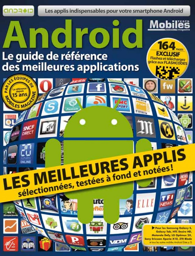 magazine android les meilleures applications concours frandroid. Black Bedroom Furniture Sets. Home Design Ideas