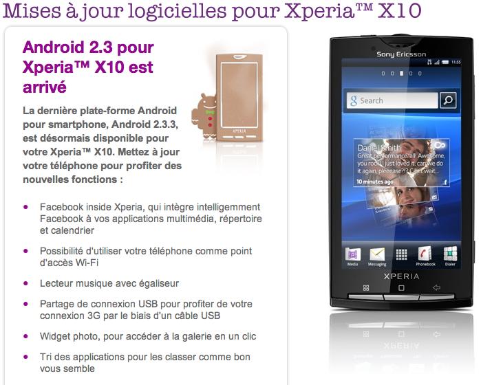Gratuits pour Sony-Ericsson Xperia Android Télécharger X8 jeux