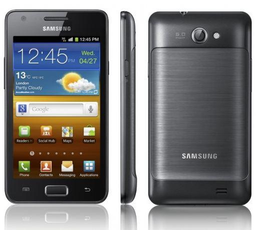 Samsung Galaxy R, la variante du Galaxy S II sous Tegra 2 ...