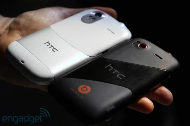 HTC Amaze 4G, le Sensation XE prévu pour les USA
