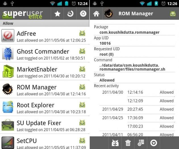 meilleur application gestionnaire de fichier android