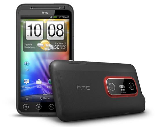 Test du HTC Evo 3D : gadget ou réelle utilité ?