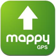 mappy gps free une application gps hors ligne gratuite frandroid. Black Bedroom Furniture Sets. Home Design Ideas