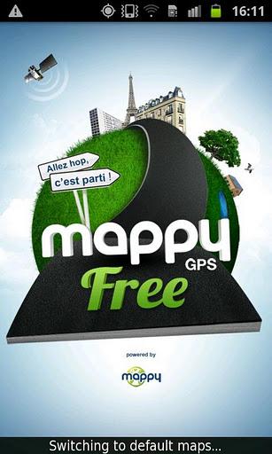 carte espagne gratuite pour mappy gps free