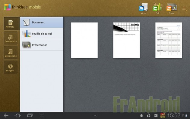 Скачать Smart Office 2 2.1.4, Офисные приложения, Android.
