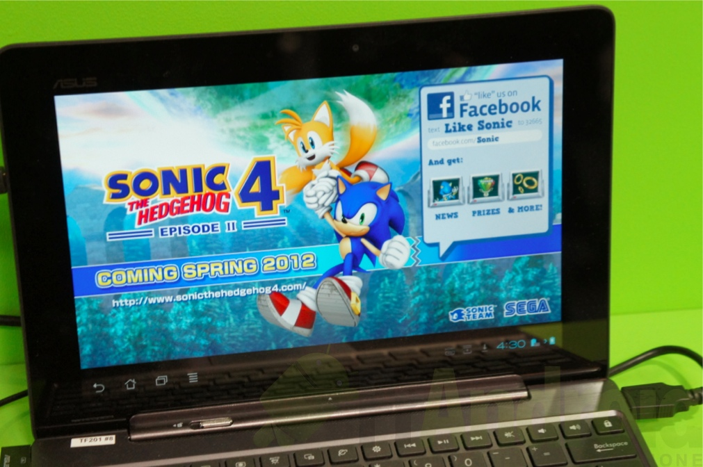 Sonic 4 Episode 2 Will Come to Android in 2012