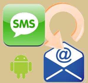 envoyer et recevoir des sms par mail