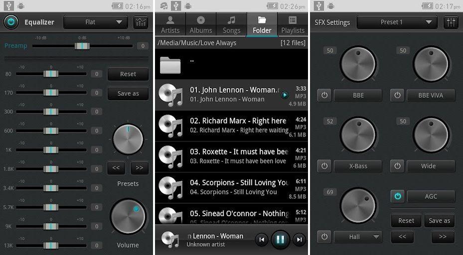 jetaudio basic un nouveau lecteur de musique sur android. Black Bedroom Furniture Sets. Home Design Ideas