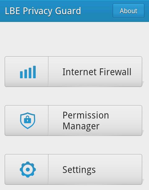 lbe privacy guard-principal