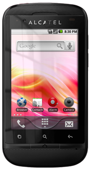 Test de l'Alcatel One Touch 918D : un petit smartphone double SIM