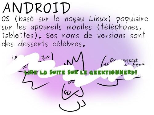 Android geektionnerd teaser