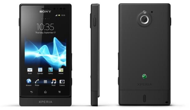 Test du Sony Xperia Sola