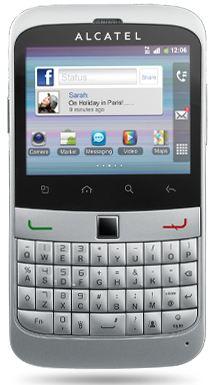 Test de l'Alcatel One Touch 916 : un nouveau smartphone à clavier