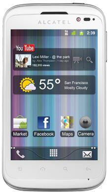 Test de l'Alcatel One Touch 991 : un smartphone à éviter