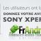 appel a temoignage frandroid sony xperia s