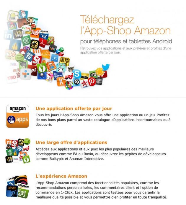 L Amazon Appstore Est Disponible En France Frandroid