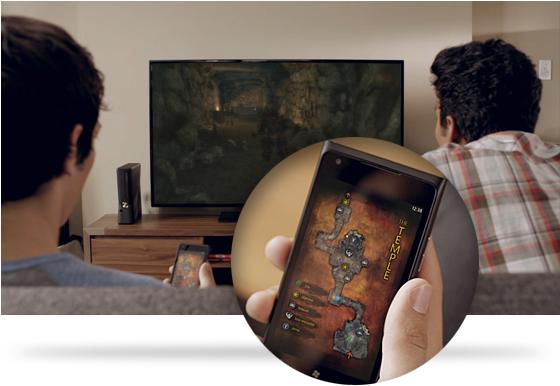 Xbox SmartGlass sur Android, iPhone et iPad