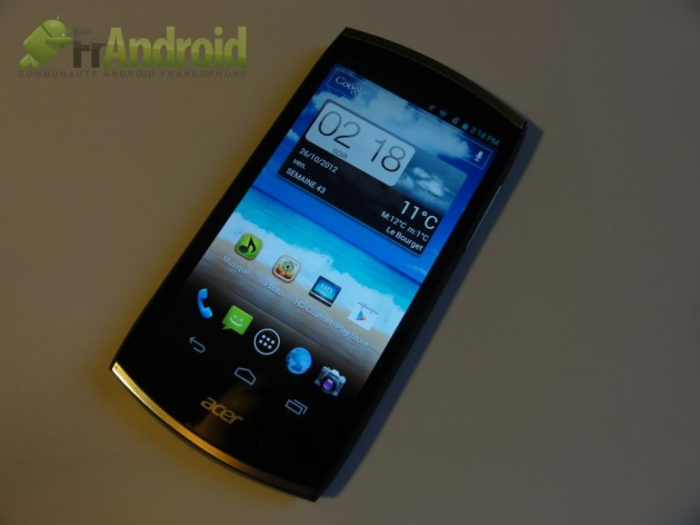 Test Acer CloudMobile