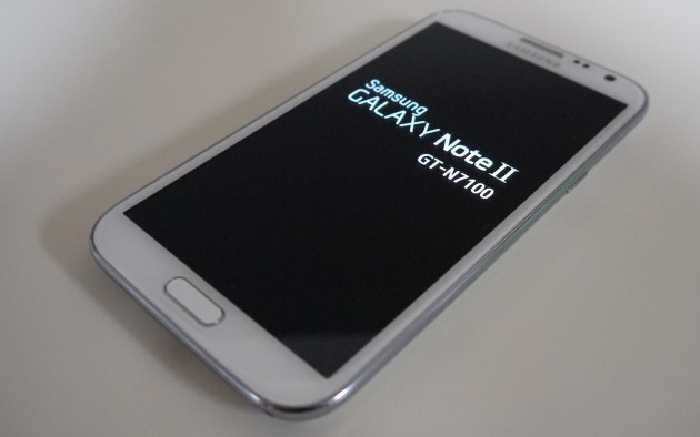 Samsung Galaxy Note 2 GT-N7100