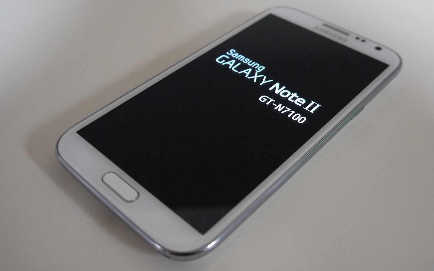 Test du smartphone Android Samsung Galaxy Note 2