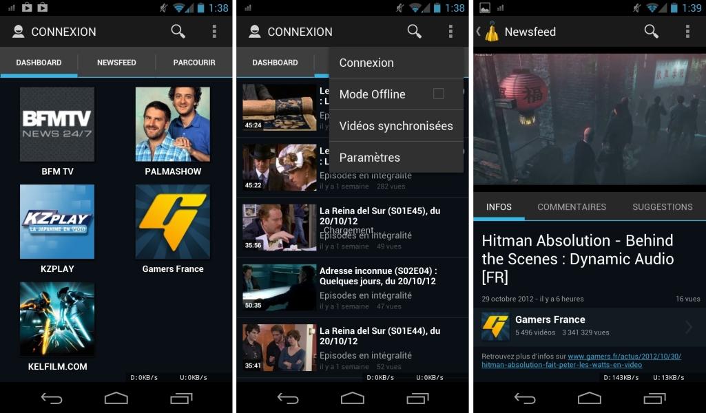 Dailymotion est un service de partage et visionnage de vidéo en ligne ...