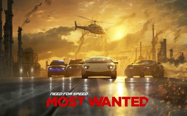 Need for speed most wanted est arriv sur le play store for Nfs most wanted android