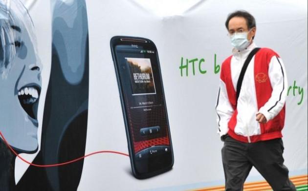 HTC résultats financiers