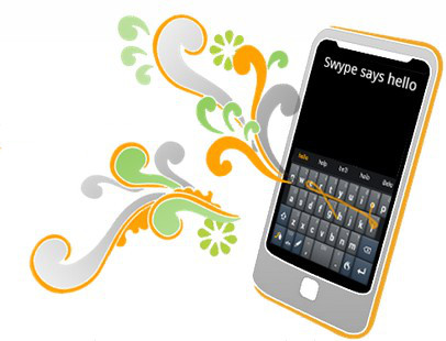 swype clavier android