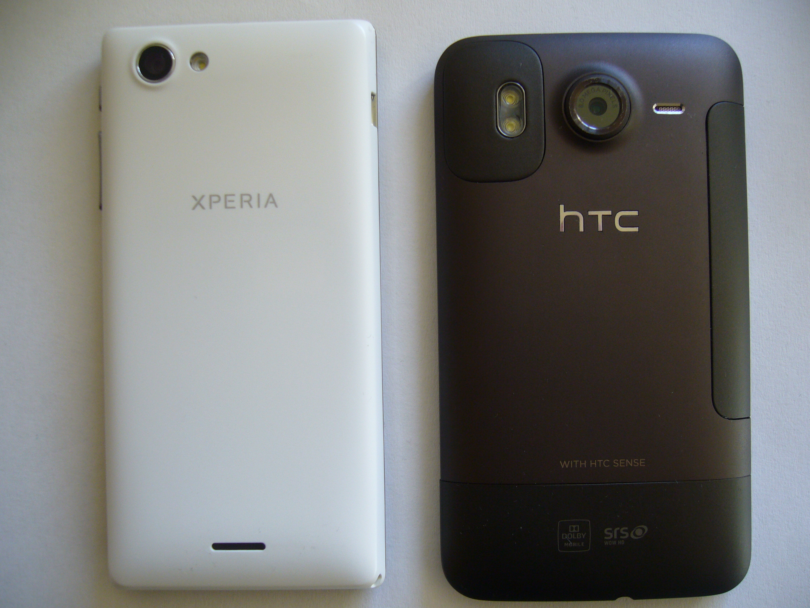 comment ouvrir le sony xperia j